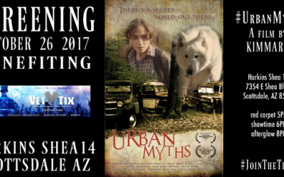 Urban Myths hits Phoenix! We joined powers with VET TIX for a Philanthropic RED CARPET PREMIER at Harkins
