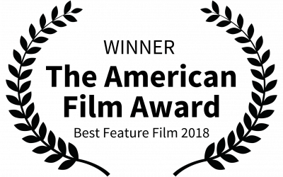 The American Film Award Winner 2018Blk