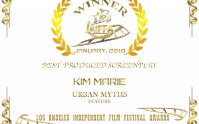 Urban Myths Movie is the WINNER - Los Angeles Independent  Film Festival Awards 2018